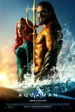 Aquaman the moovie