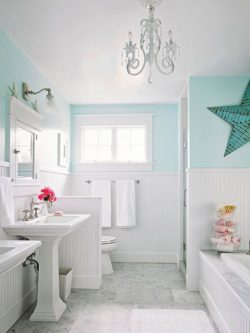 salle de bain tiffany's