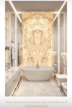 Baños dorados
