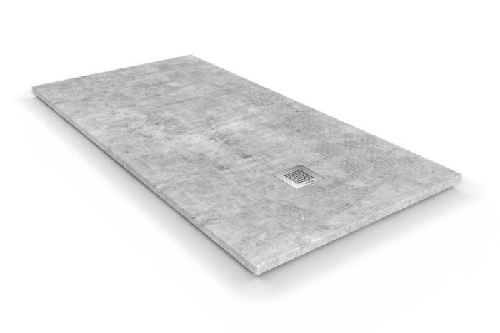 Cement, step